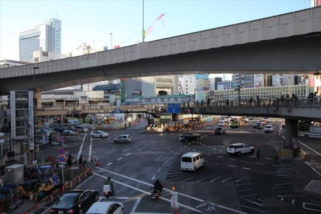 渋谷から恵比寿まで散歩